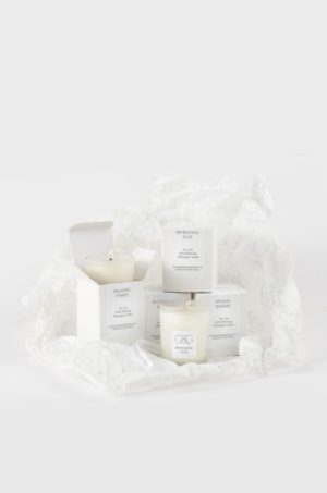 Soy Light Massage Candles